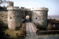 Zindan Gate (Belgrade Fortress)